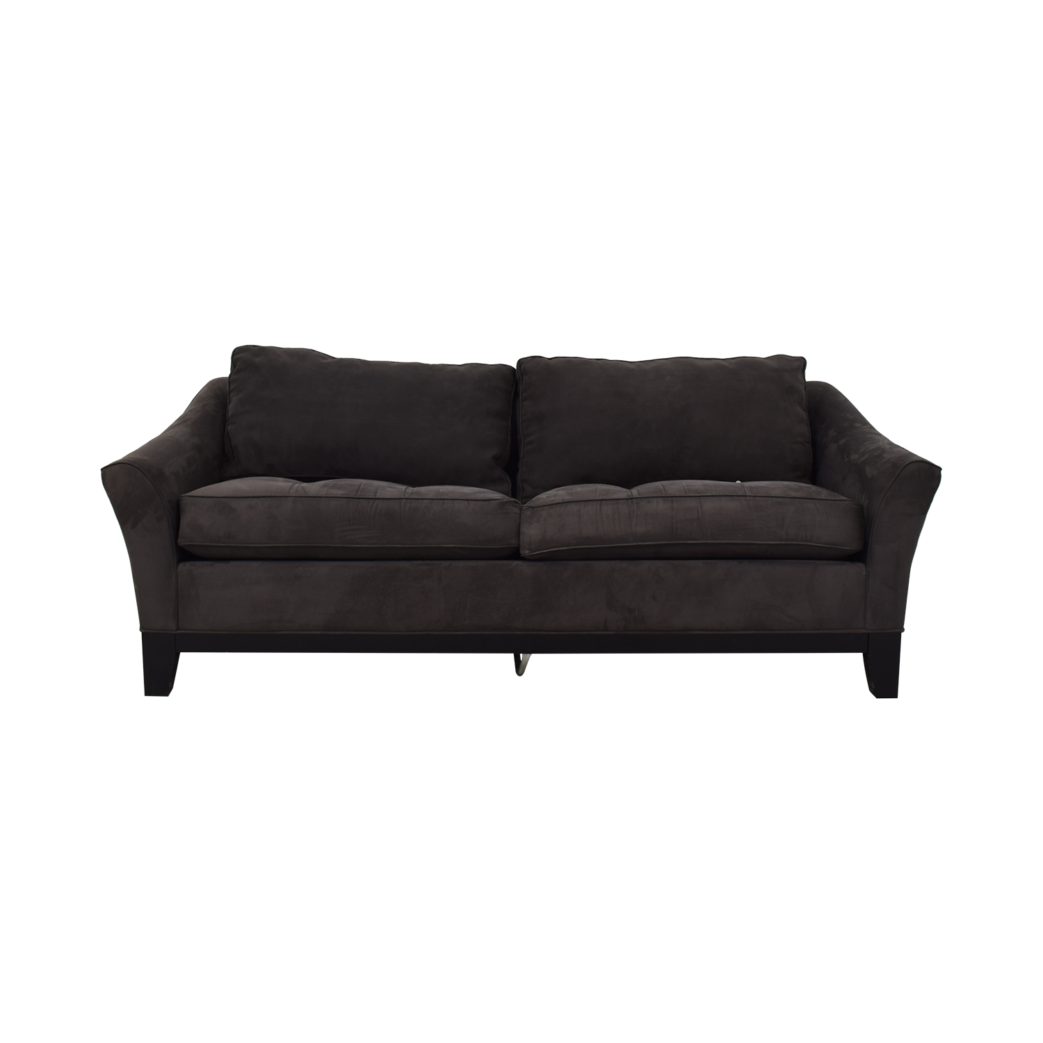 Raymour & Flanigan Queen Microfiber Sleeper Sofa / Sofas