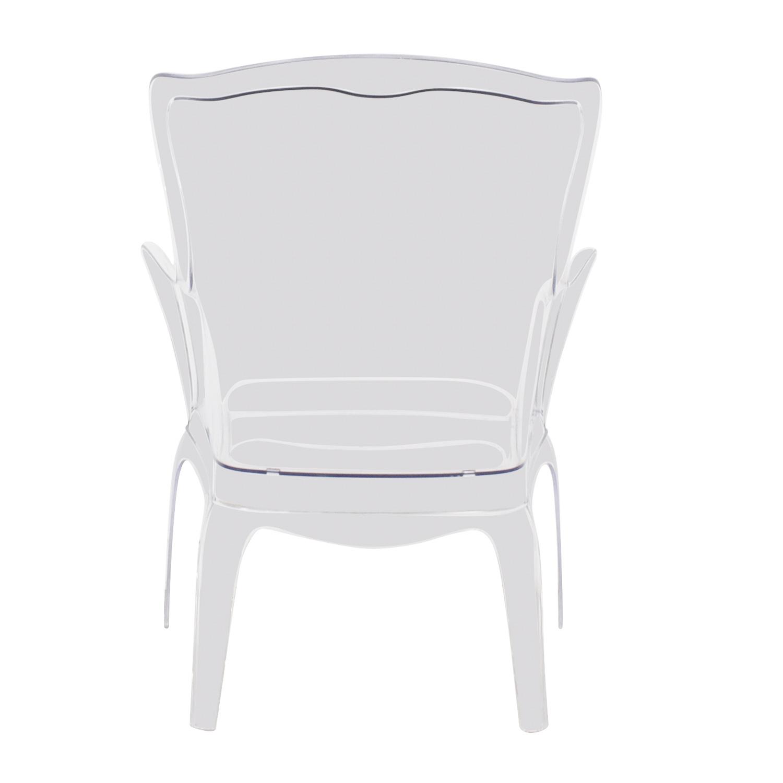 Zuo Modern Transparent Vision Chair sale