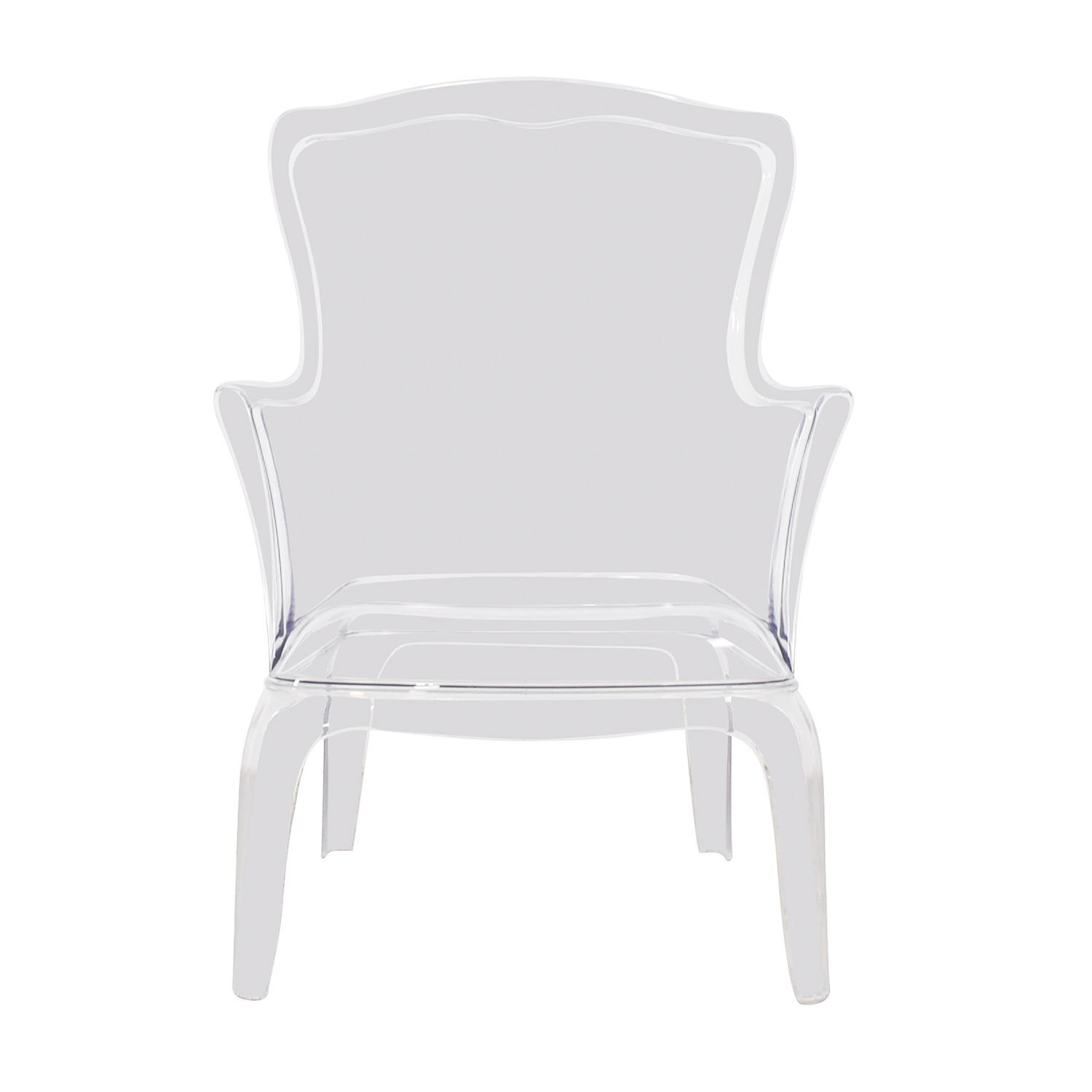Zuo Modern Zuo Modern Transparent Vision Chair price