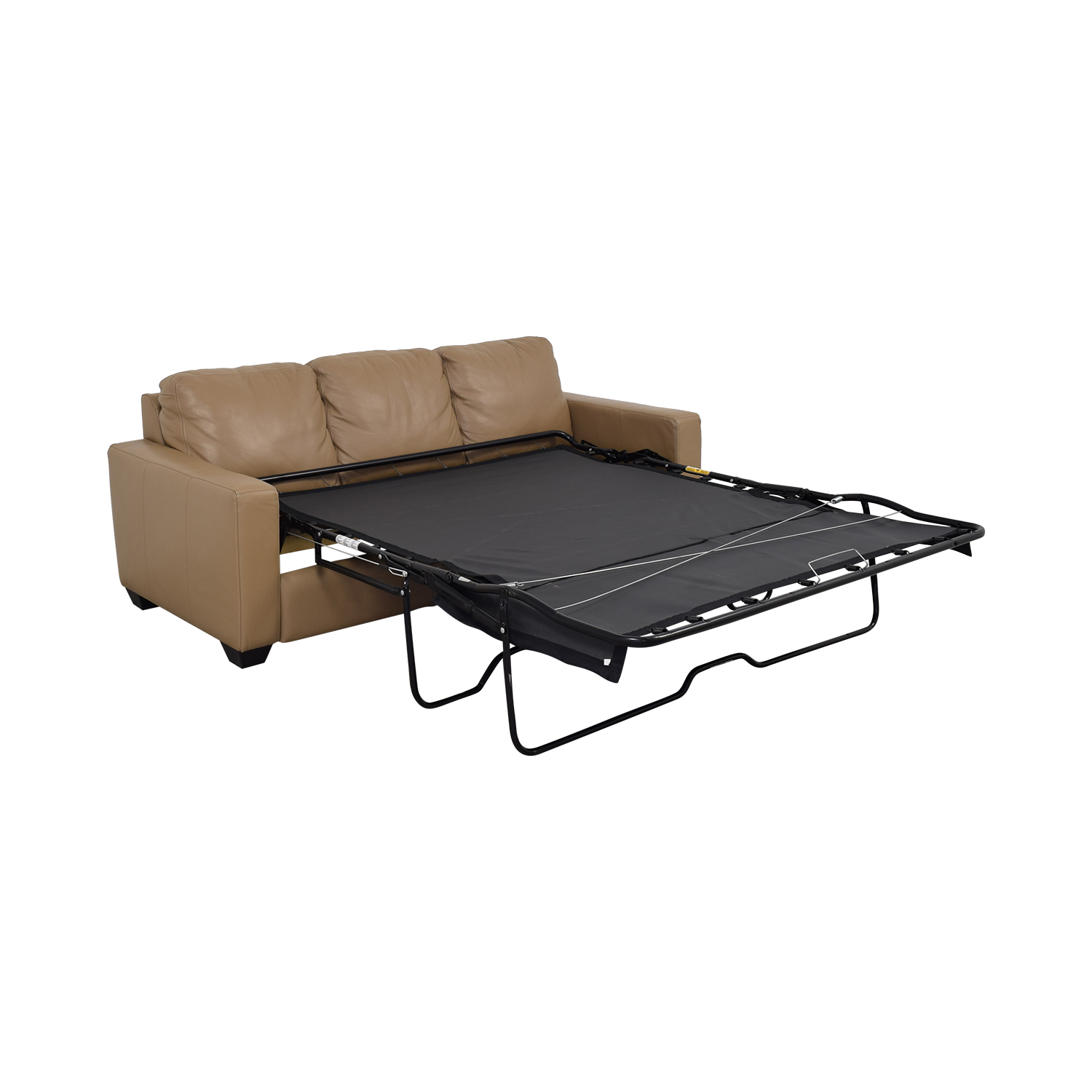 JC Penney JC Penney Leather Sleeper Sofa discount