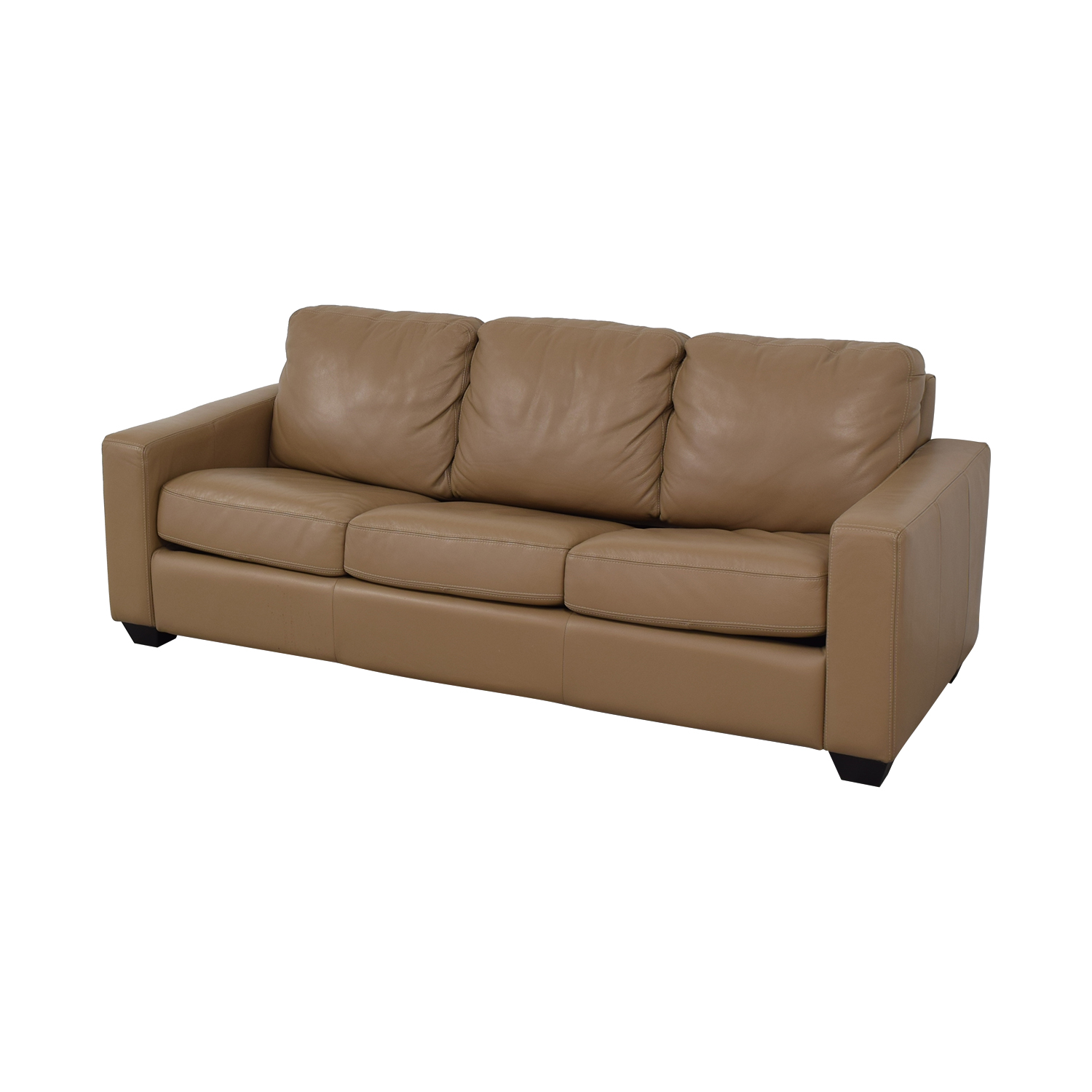 JC Penney JC Penney Leather Sleeper Sofa price