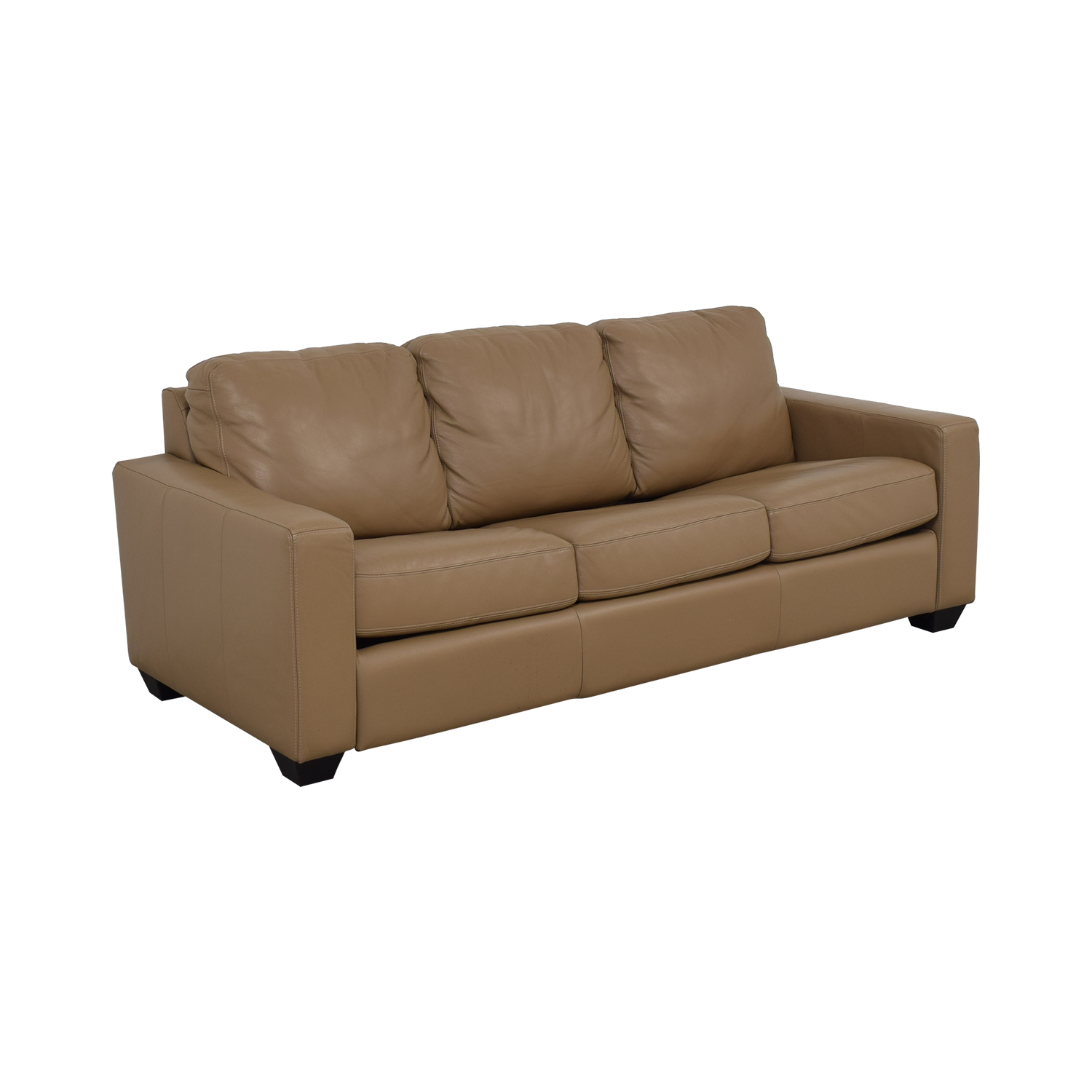 Pleasing 76 Off Jc Penney Jc Penney Leather Sleeper Sofa Sofas Beutiful Home Inspiration Ommitmahrainfo