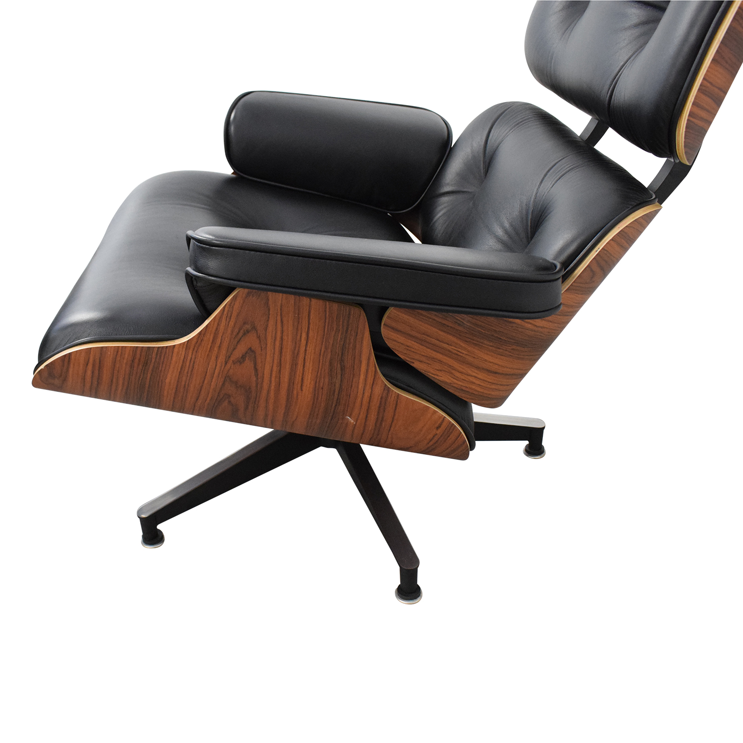 Manhattan Home Design Manhattan Home Design Eames-Style Classic Lounge Chair and Ottoman nyc
