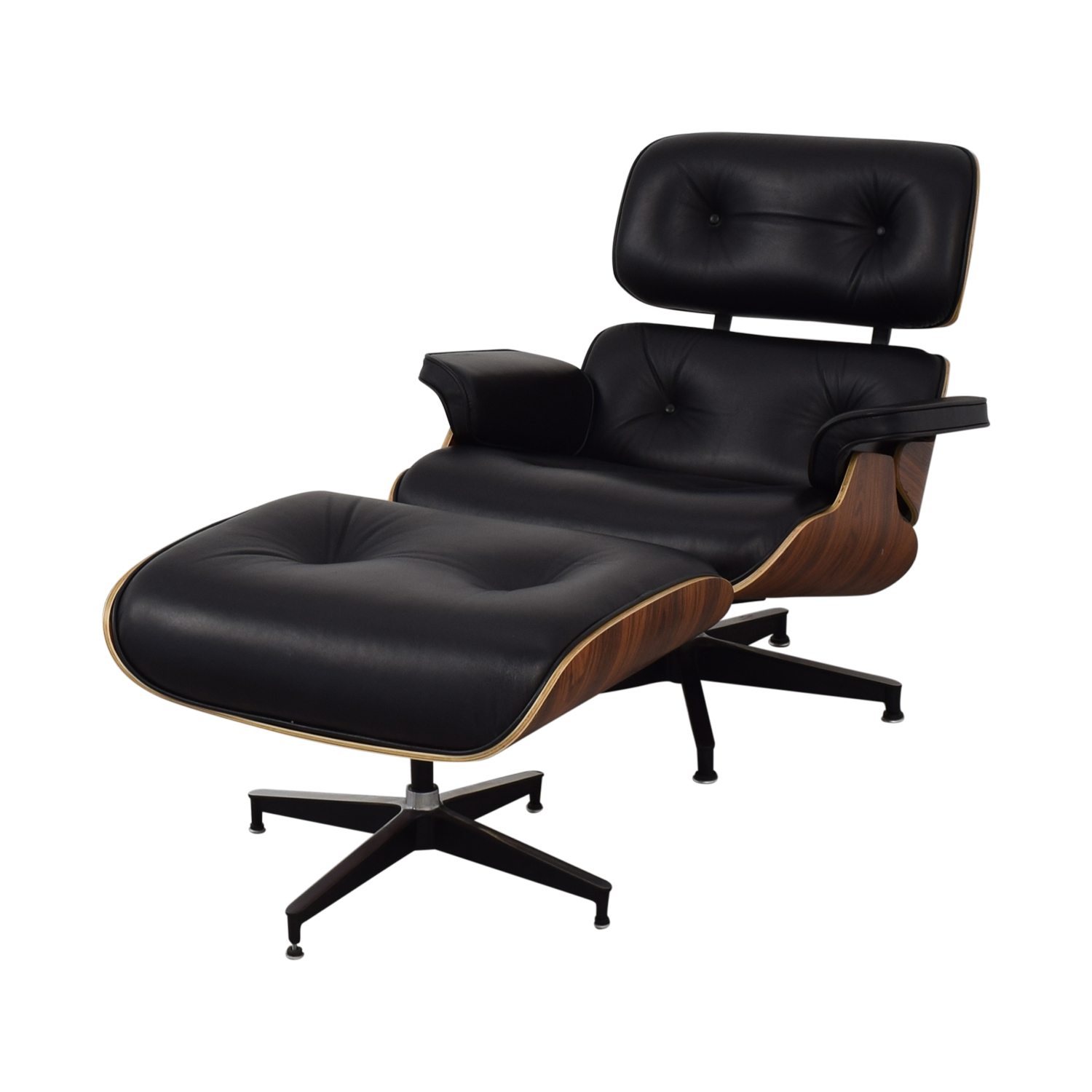 Brilliant 65 Off Manhattan Home Design Manhattan Home Design Eames Style Classic Lounge Chair And Ottoman Chairs Pdpeps Interior Chair Design Pdpepsorg