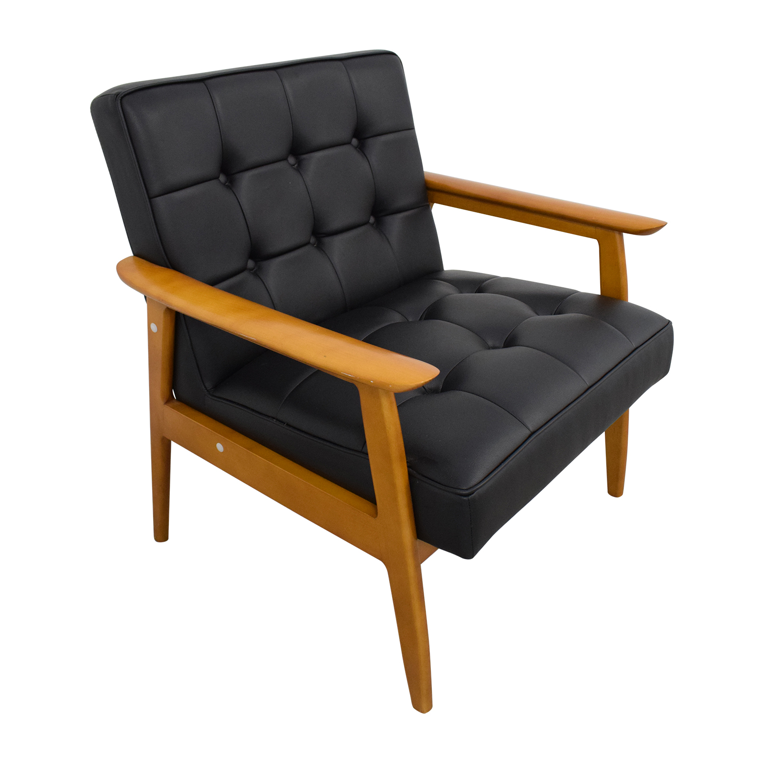 Mid Century Side Chair second hand