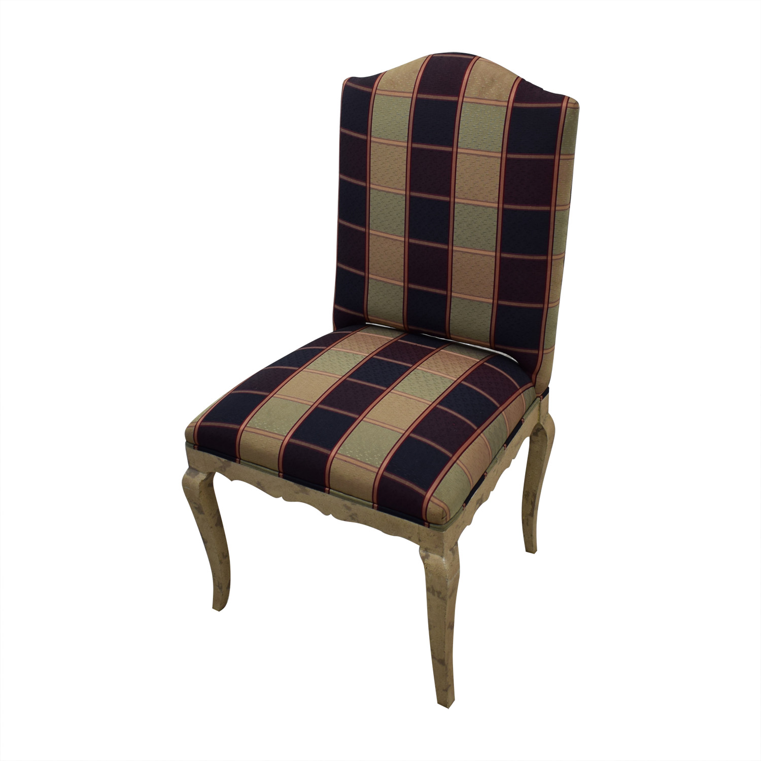 Custom Fabric Dining Chairs Chairs
