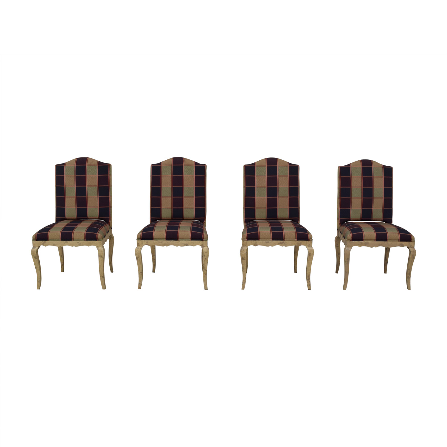 Custom Fabric Dining Chairs Dining Chairs