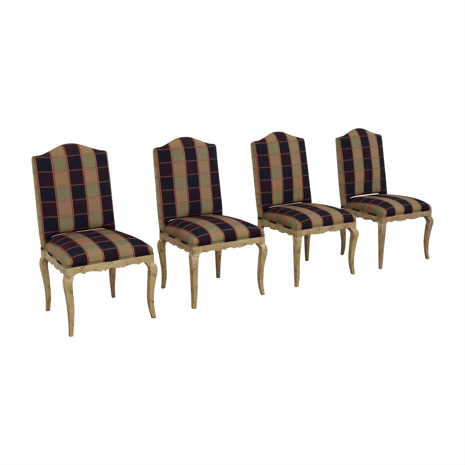 buy Custom Fabric Dining Chairs