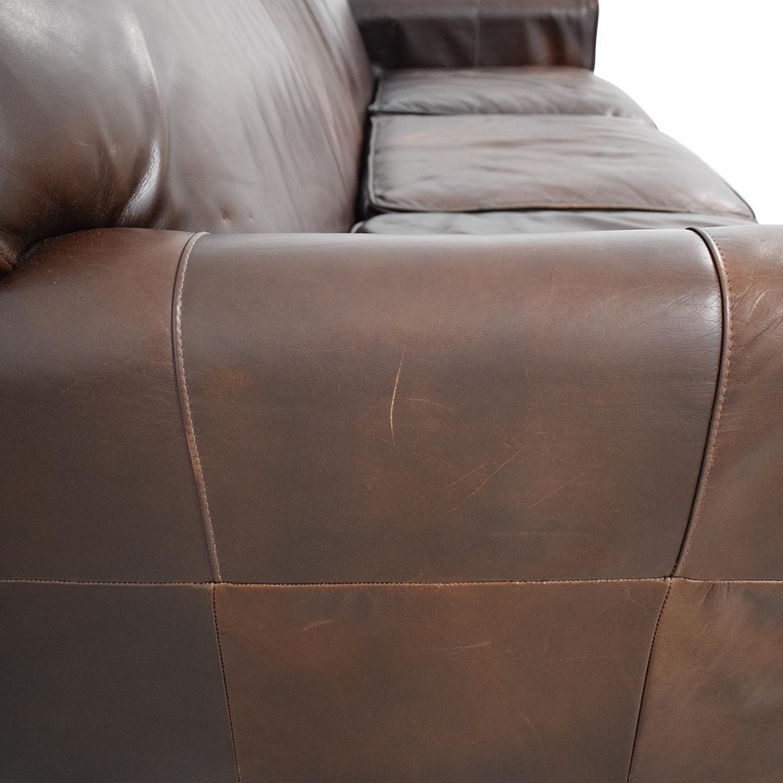Bauhaus Furniture Bauhaus Leather Sofa nyc
