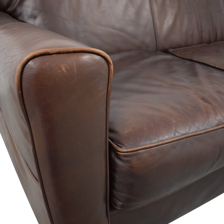 Bauhaus Furniture Bauhaus Leather Sofa on sale