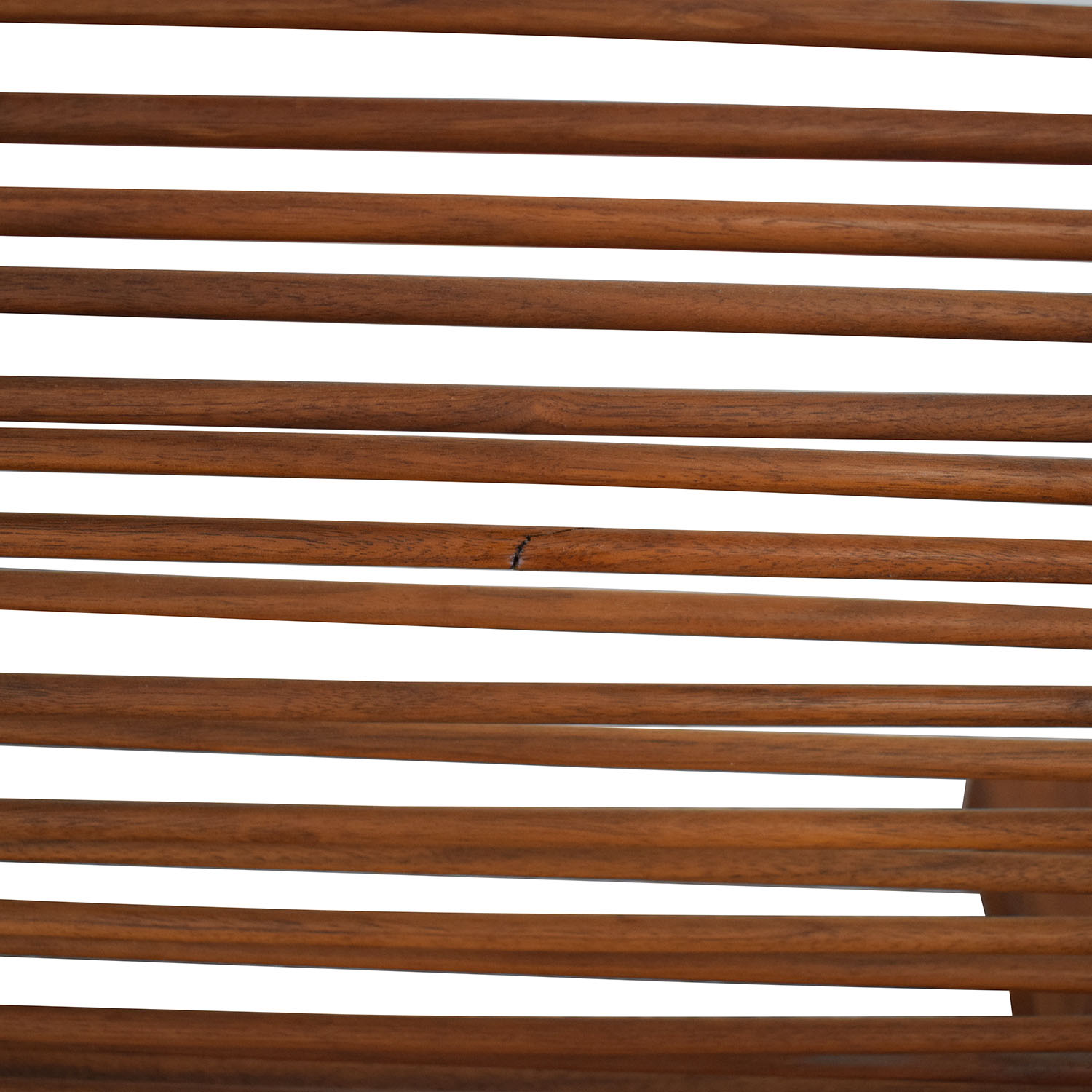 buy  Custom Free Standing Solid Walnut Screen online
