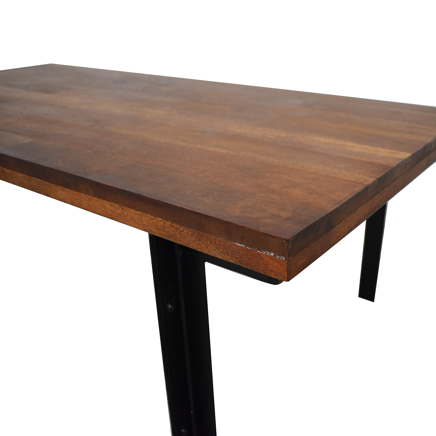 West Elm West Elm Industrial Coffee Table discount