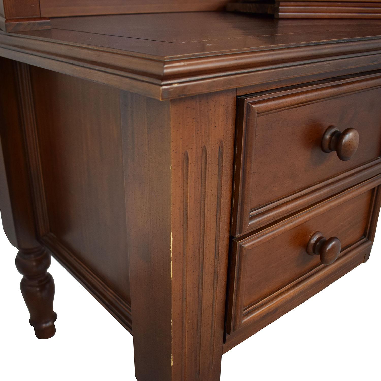 Ballard Designs Ballard Designs Desk with Hutch nyc