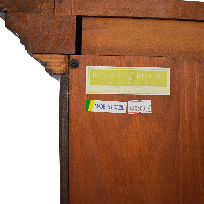 Ballard Designs Ballard Designs Desk with Hutch