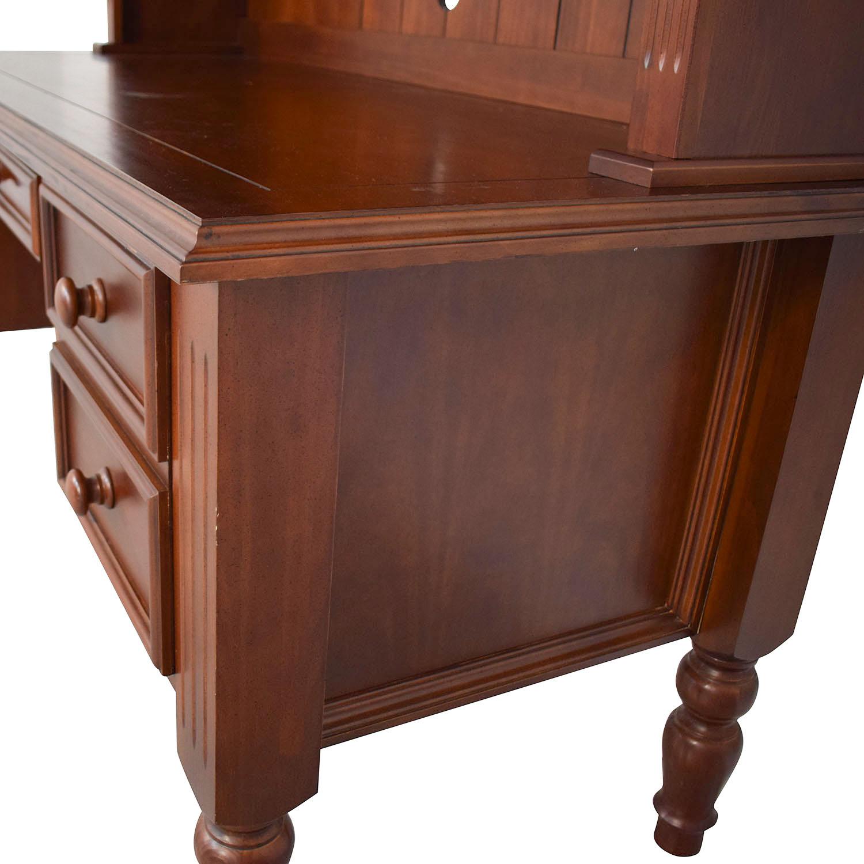 Ballard Designs Desk with Hutch Ballard Designs