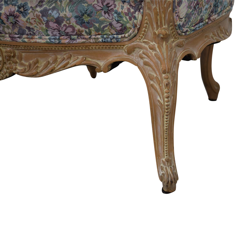 Bon-Ton Interiors Bon-Ton Interiors Upholstered Arm Chair dimensions