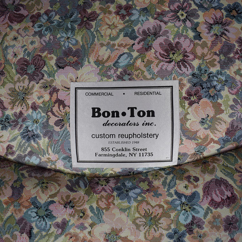 Bon-Ton Interiors Bon-Ton Interiors Upholstered Arm Chair on sale