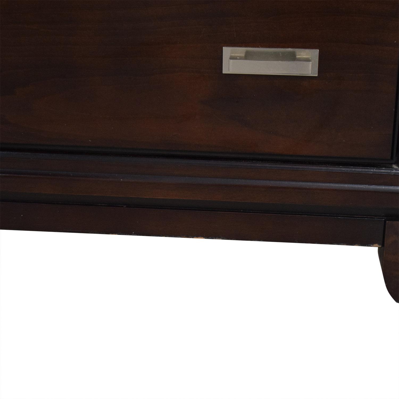 shop Raymour & Flanigan Raymour & Flanigan Bedroom Five Drawer Dresser online