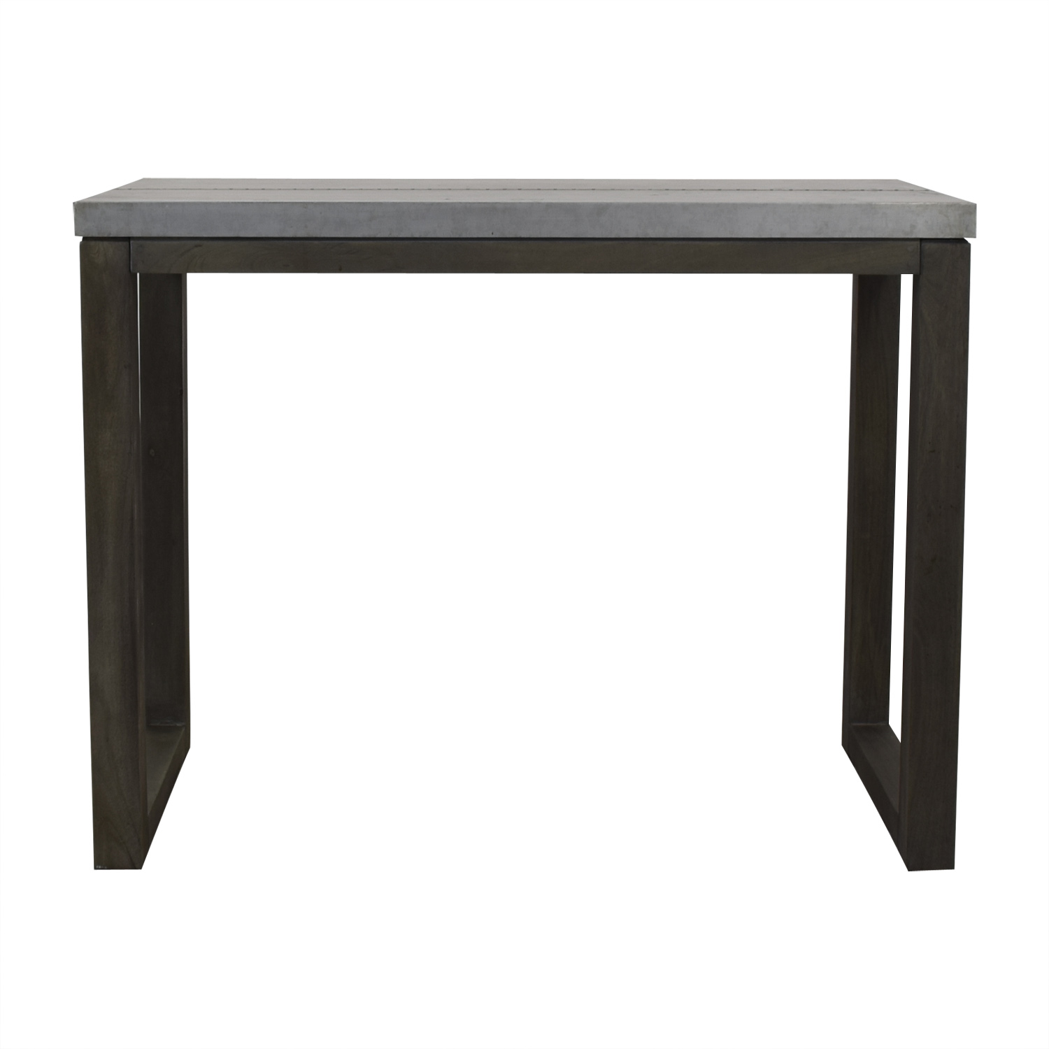 buy CB2 Stern Counter Table CB2 Dinner Tables
