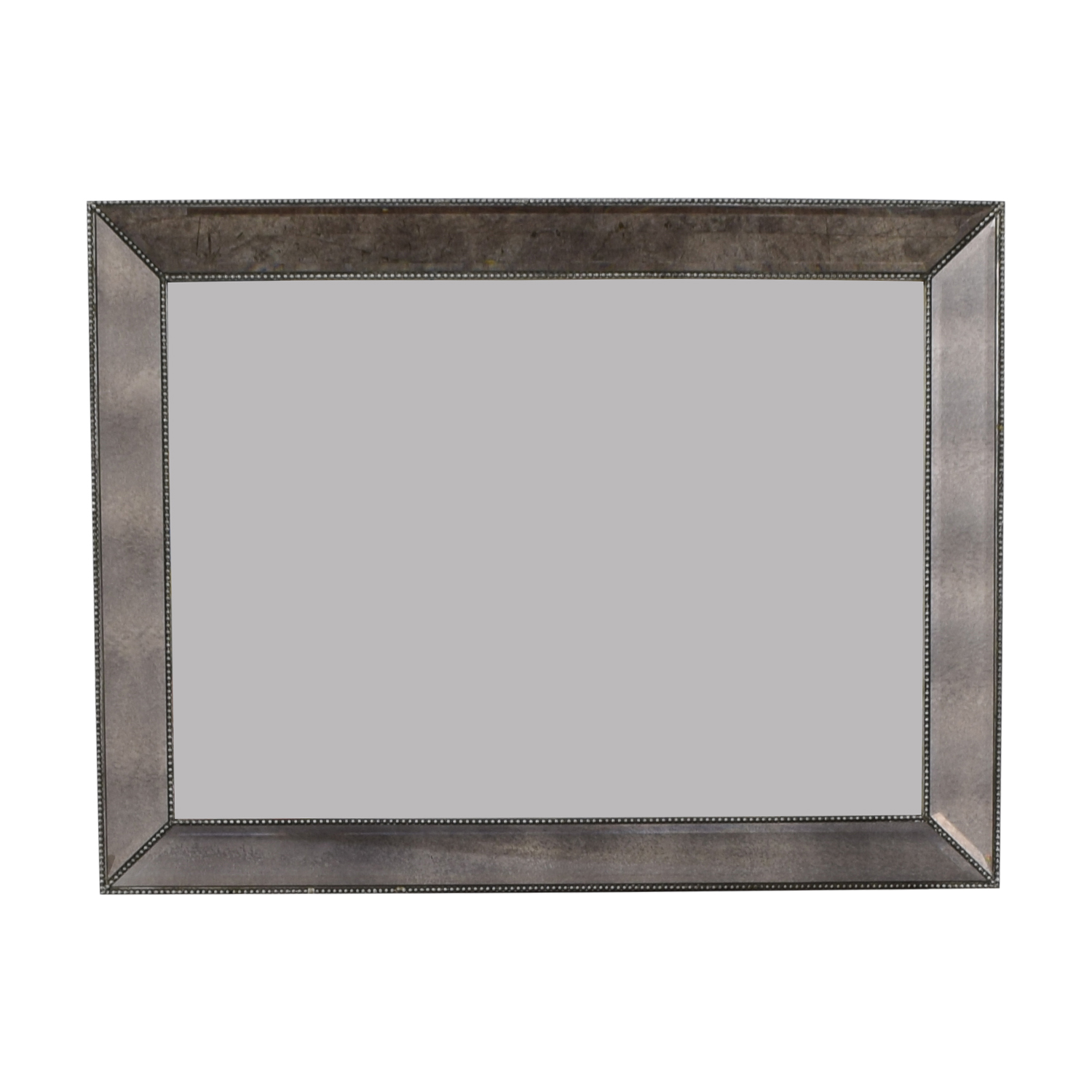 Beveled Framed Mirror Decor