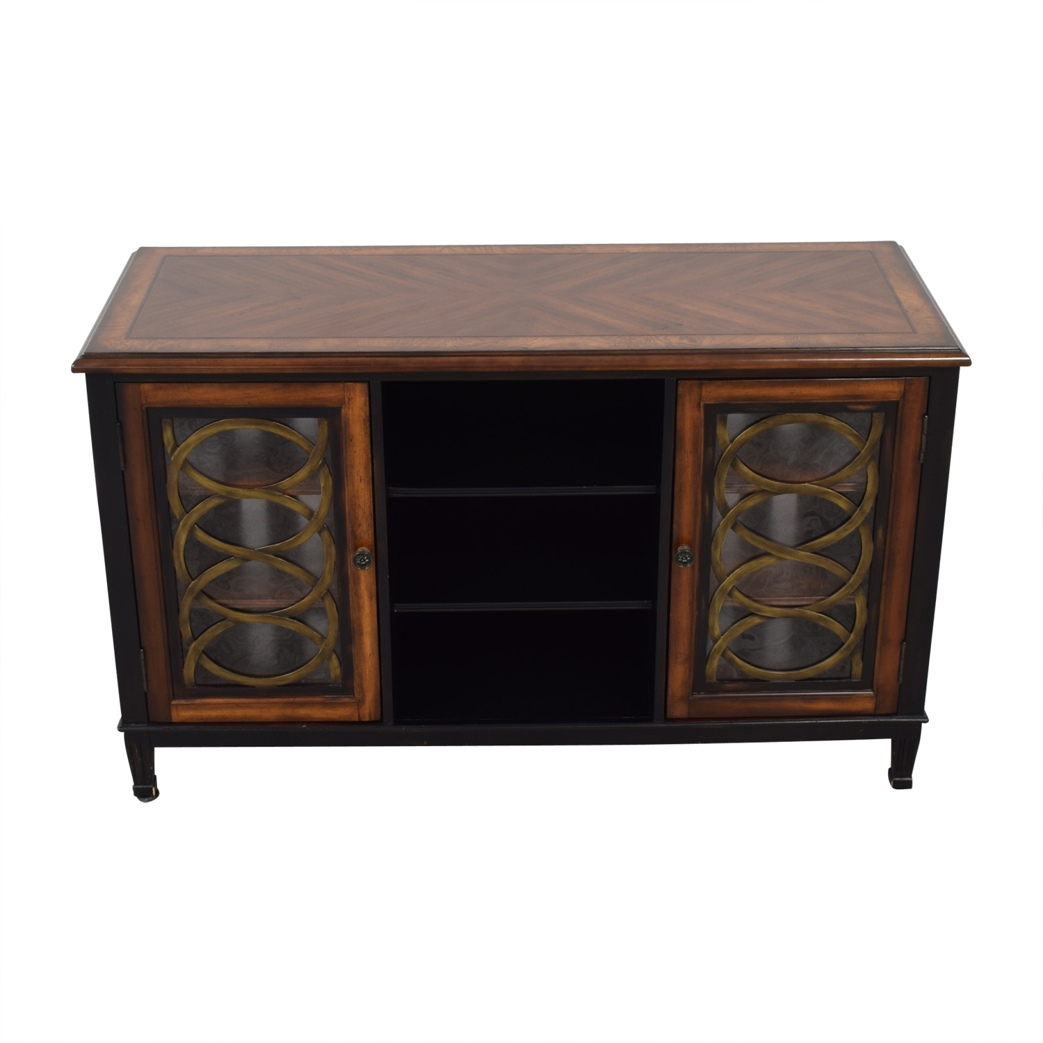 Hooker Furniture Hooker Furniture Entertainment Console dimensions