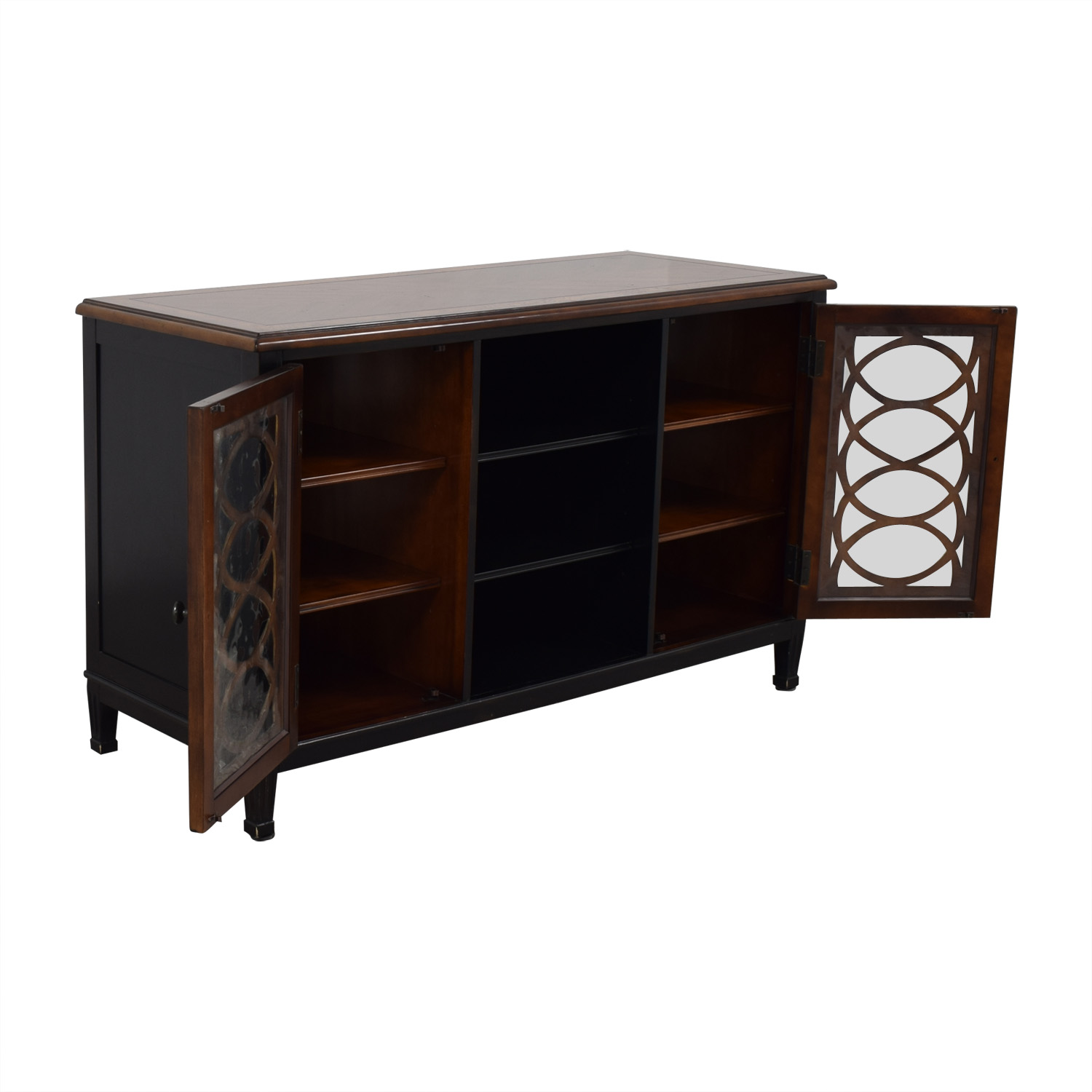 Hooker Furniture Hooker Furniture Entertainment Console Storage