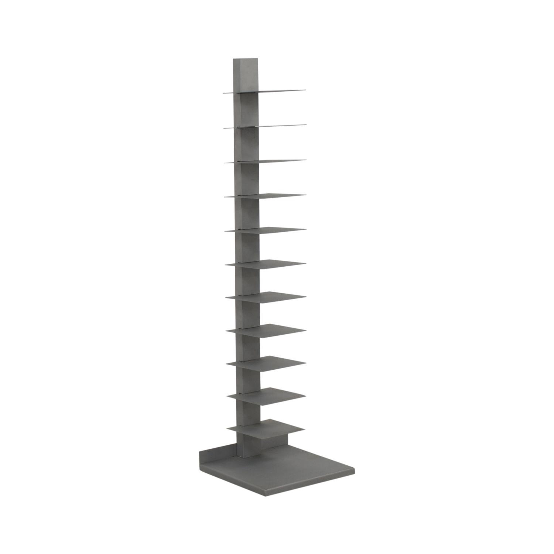 shop CB2 CB2 Spine Array Bookcase online