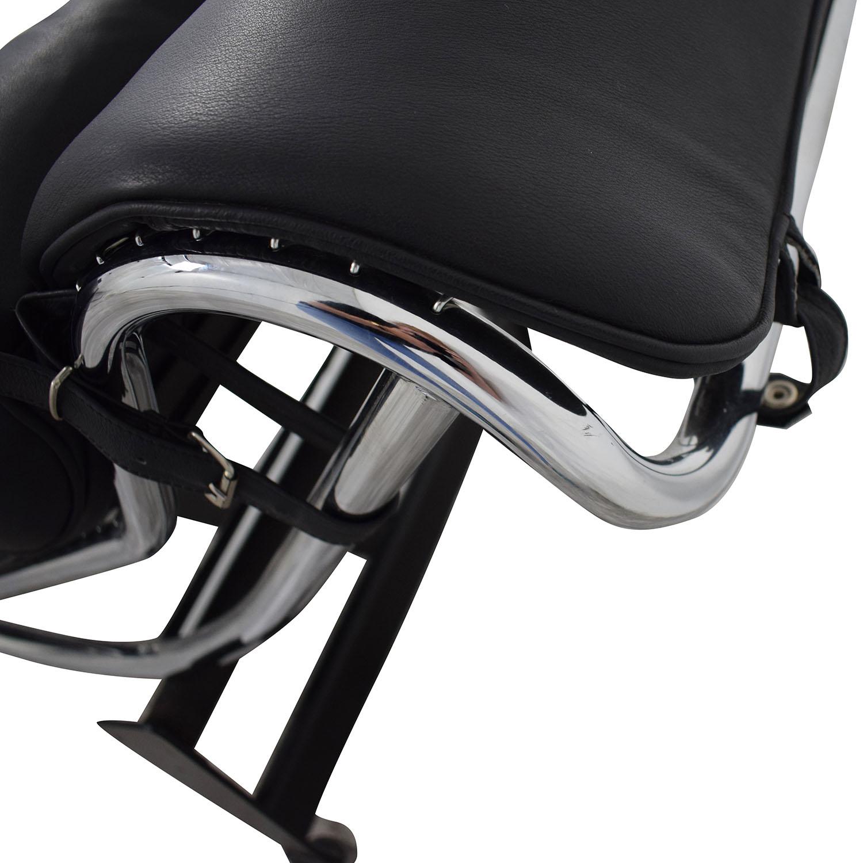 Kardiel Kardiel Gravity Chaise Lounge Chair dimensions
