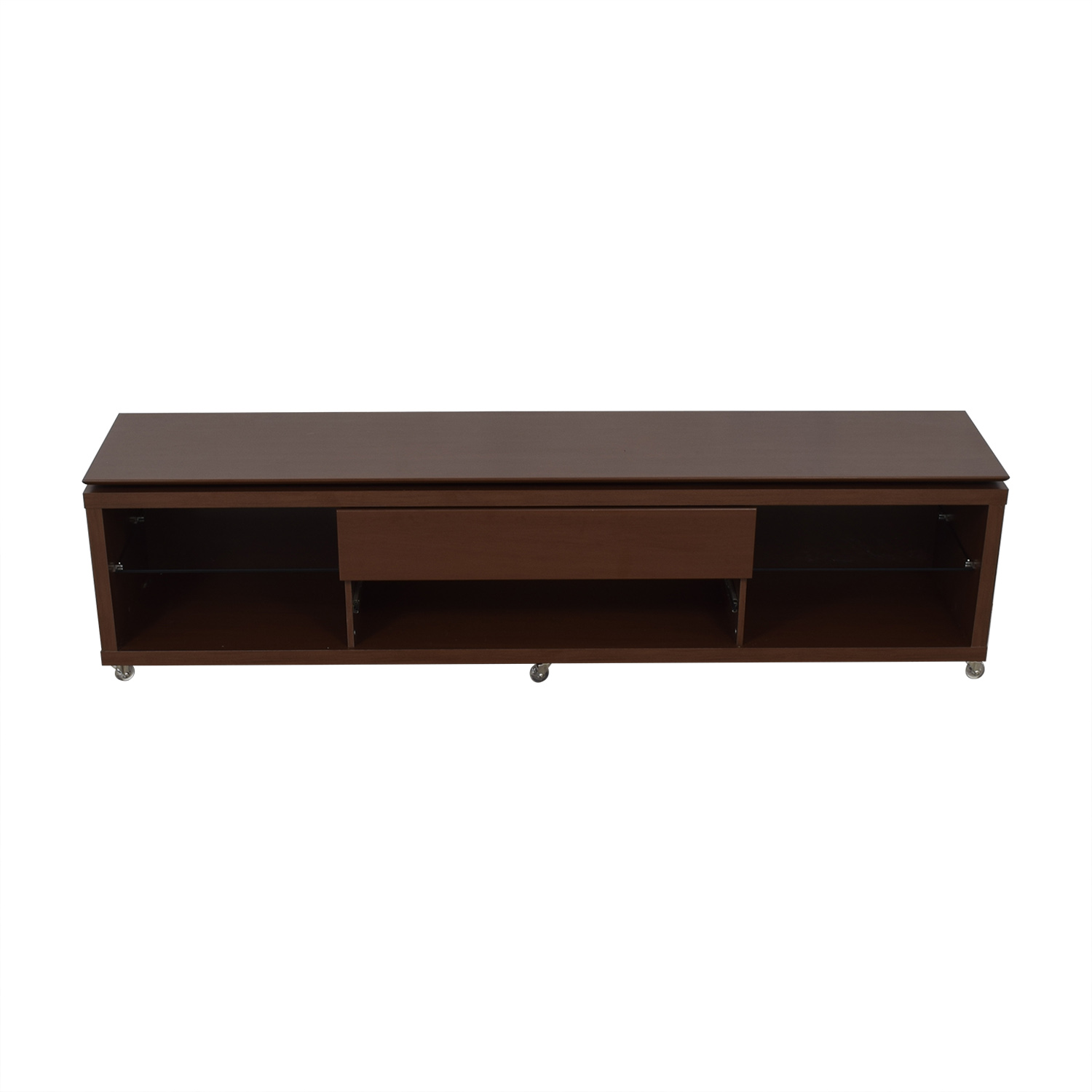 Bed Bath & Beyond Bed Bath & Beyond Manhattan Comfort Lincoln Media Stand discount