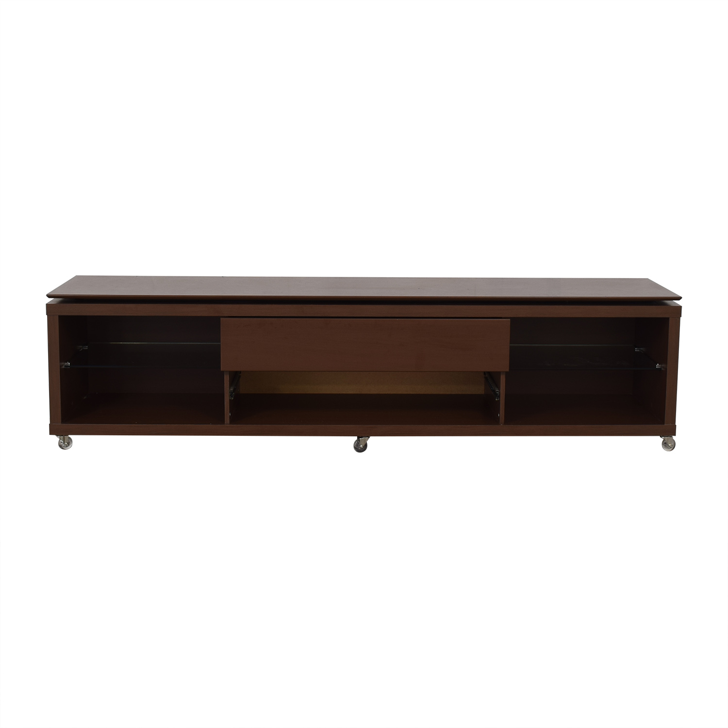 Bed Bath & Beyond Bed Bath & Beyond Manhattan Comfort Lincoln Media Stand Media Units