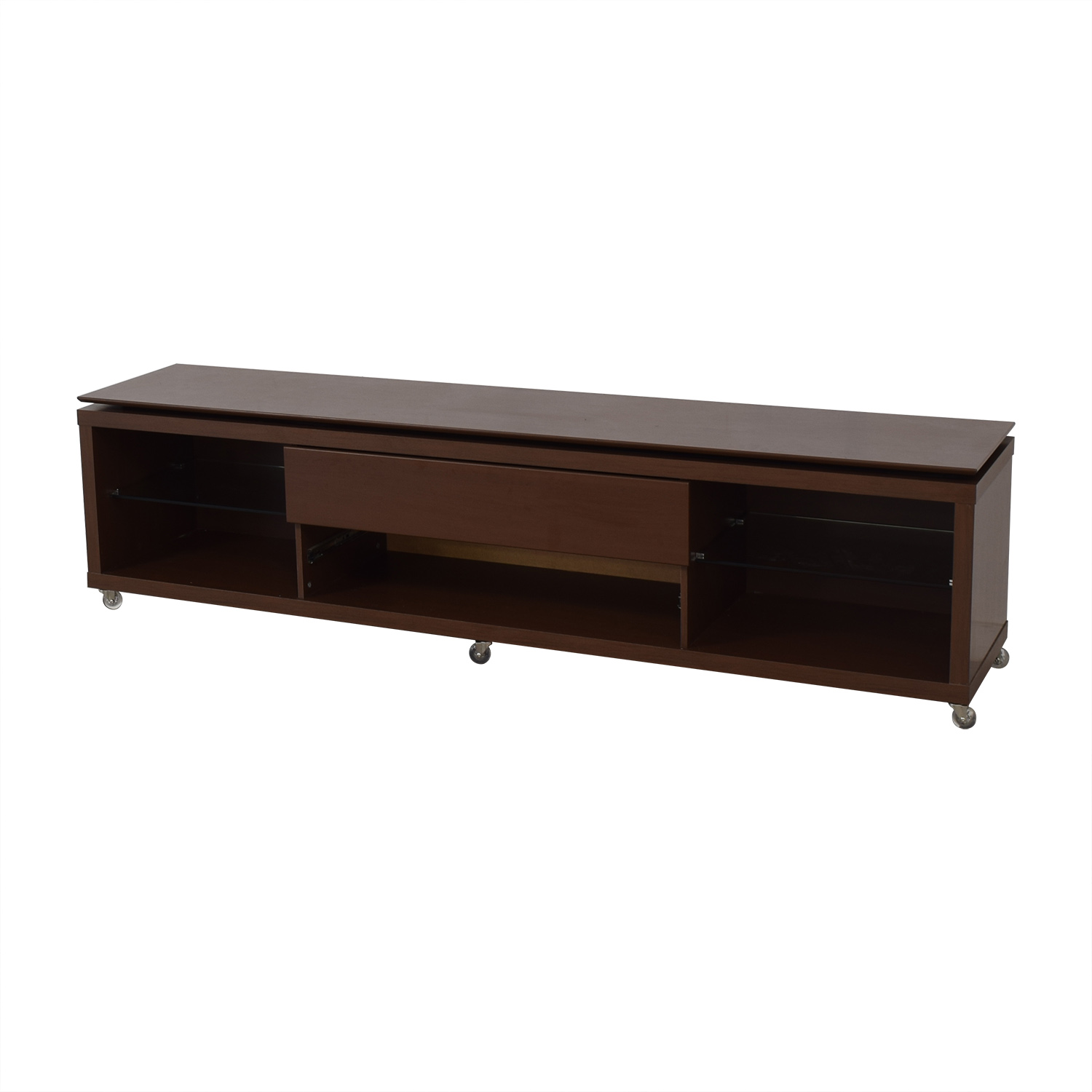 Bed Bath & Beyond Bed Bath & Beyond Manhattan Comfort Lincoln Media Stand second hand