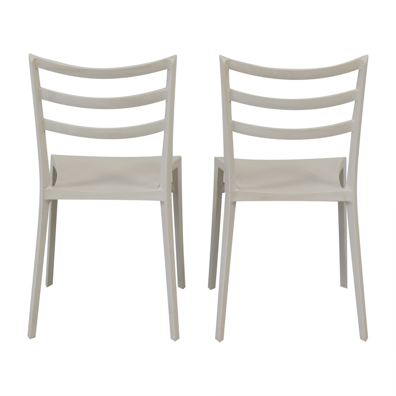 Room & Board Room & Board Sabrina Chairs dimensions