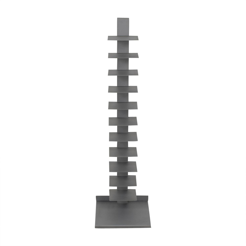 CB2 Spine Array Bookcase / Storage