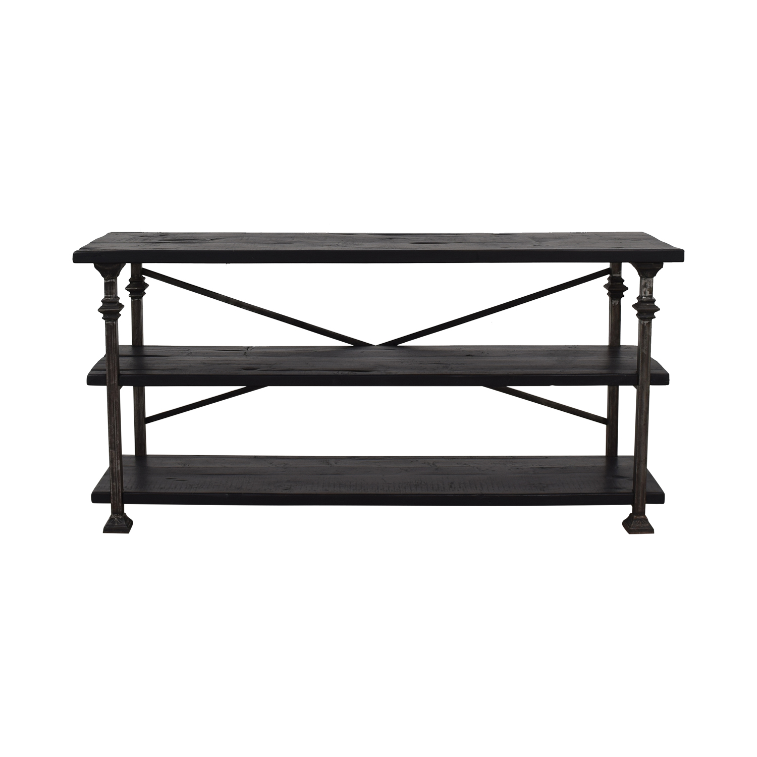 Restoration Hardware Restoration Hardware Salvage Baker's Console on sale