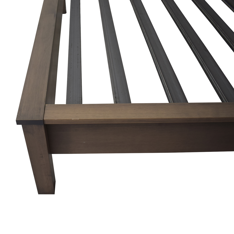 Room & Board Room & Board Queen Emerson Bed price