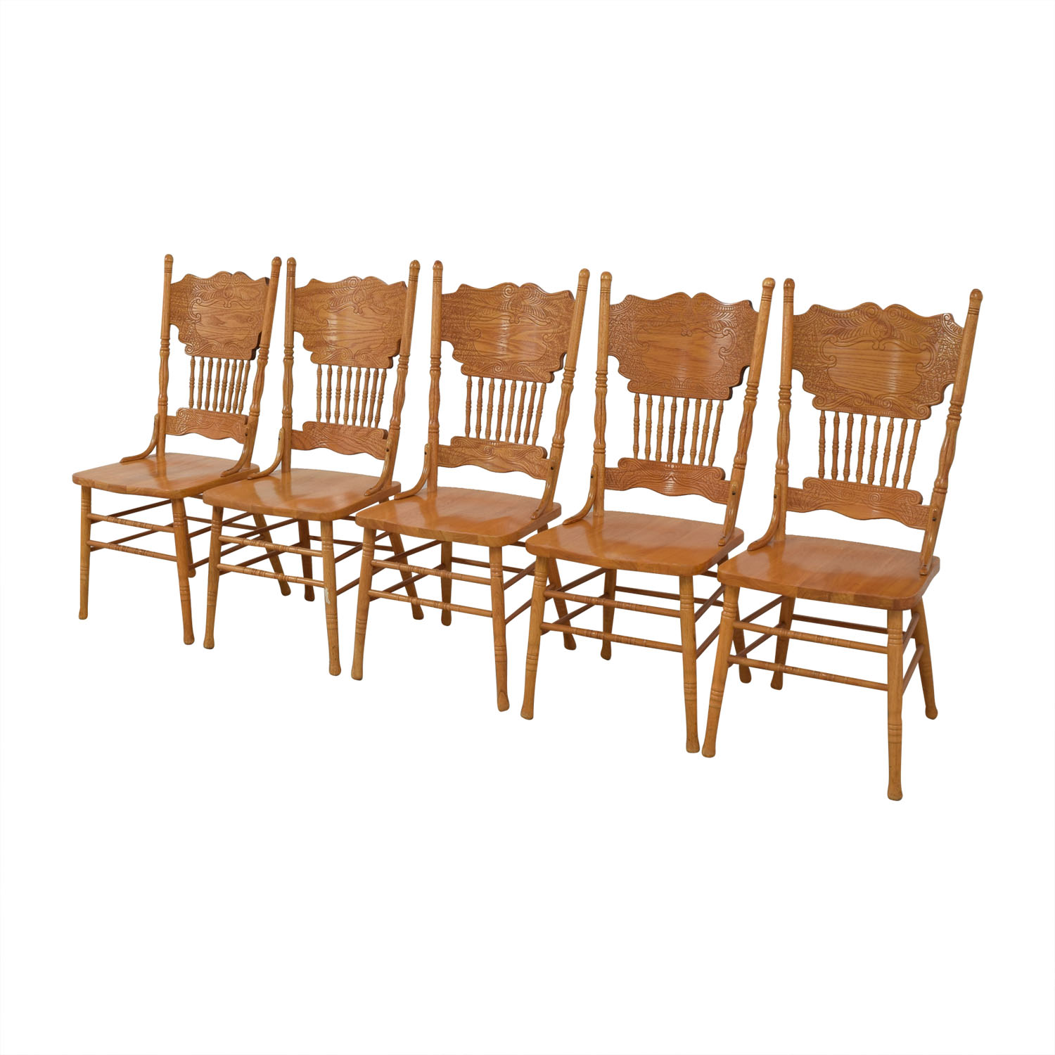 Wooden Dining Chairs on sale