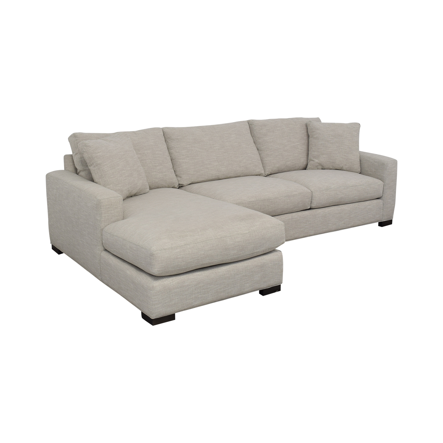 Room & Board Room & Board Metro Sofa with Chaise second hand