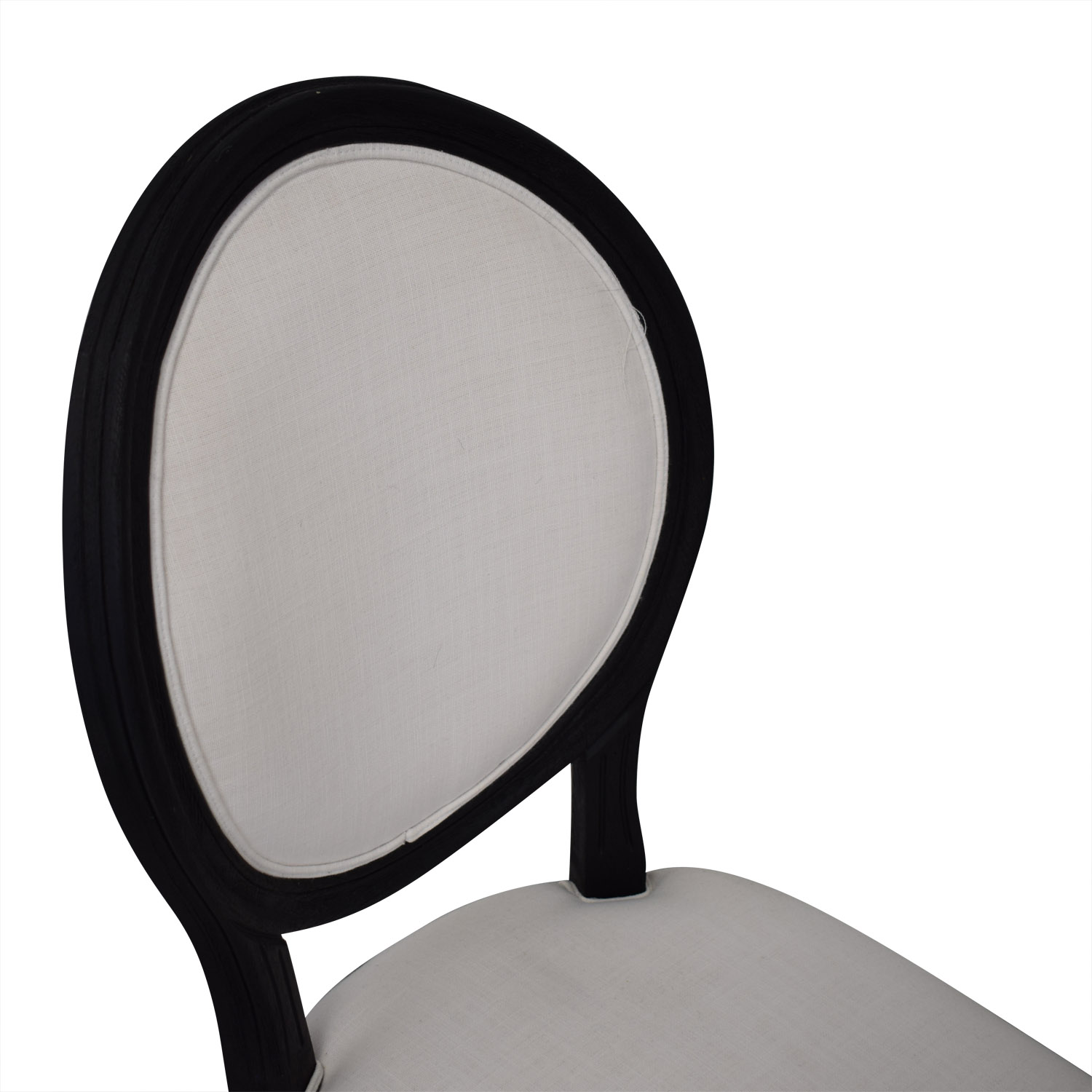 Restoration Hardware Restoration Hardware Vintage French Round Fabric Side Chairs price
