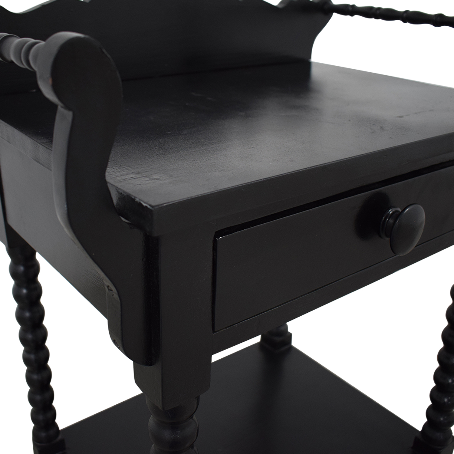 shop Black Accent Table