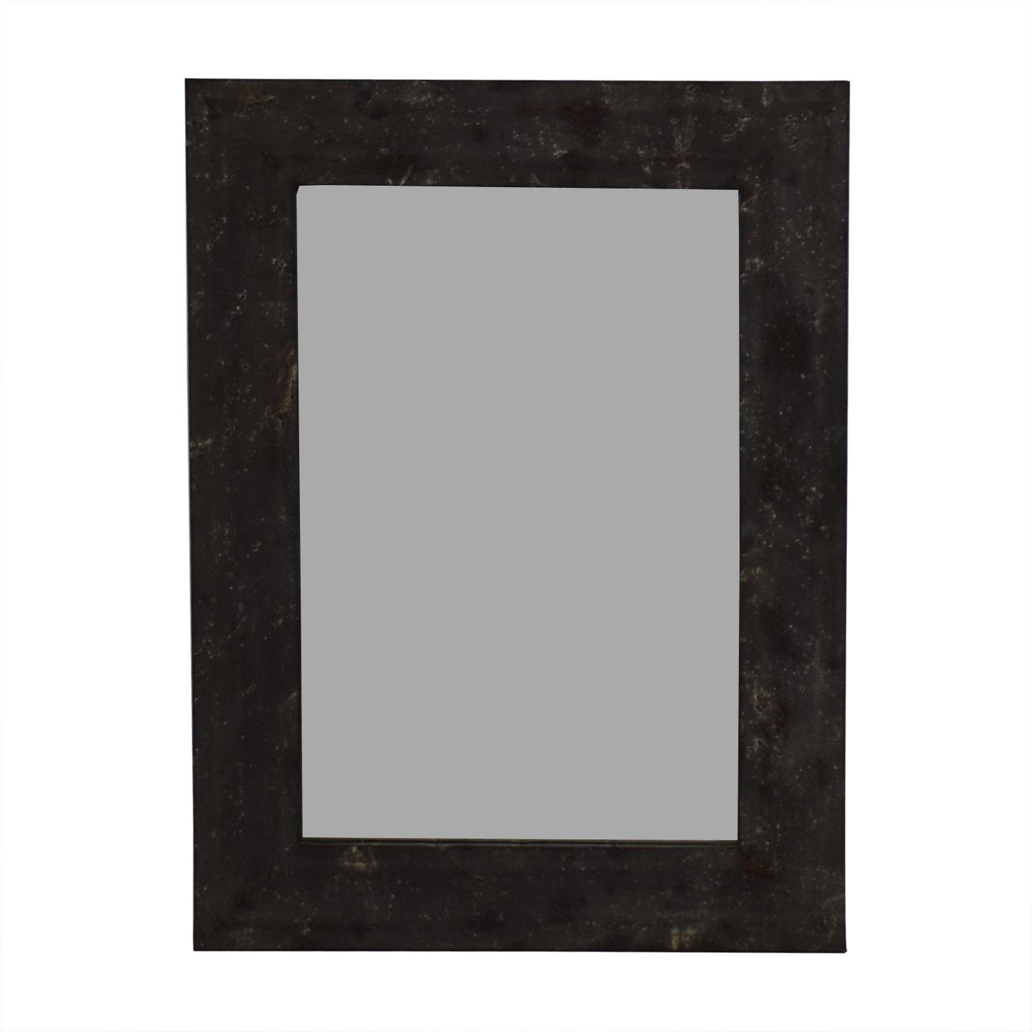 Mikel Antiqued Beveled Mirror