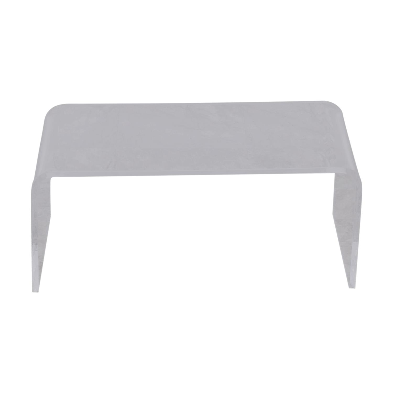 buy Acrylic Coffee Table  Coffee Tables