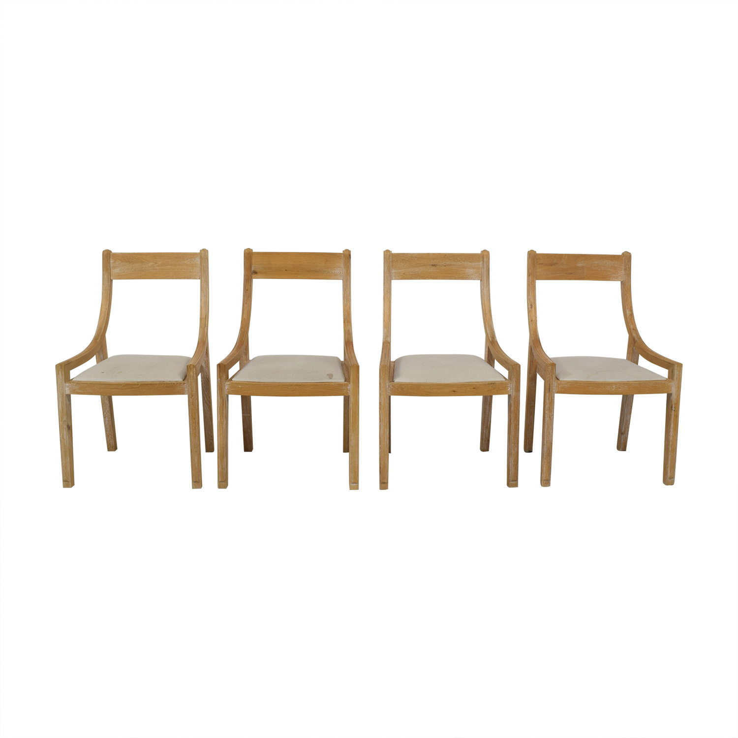 Birch Lane Solid Wood Dining Chairs sale