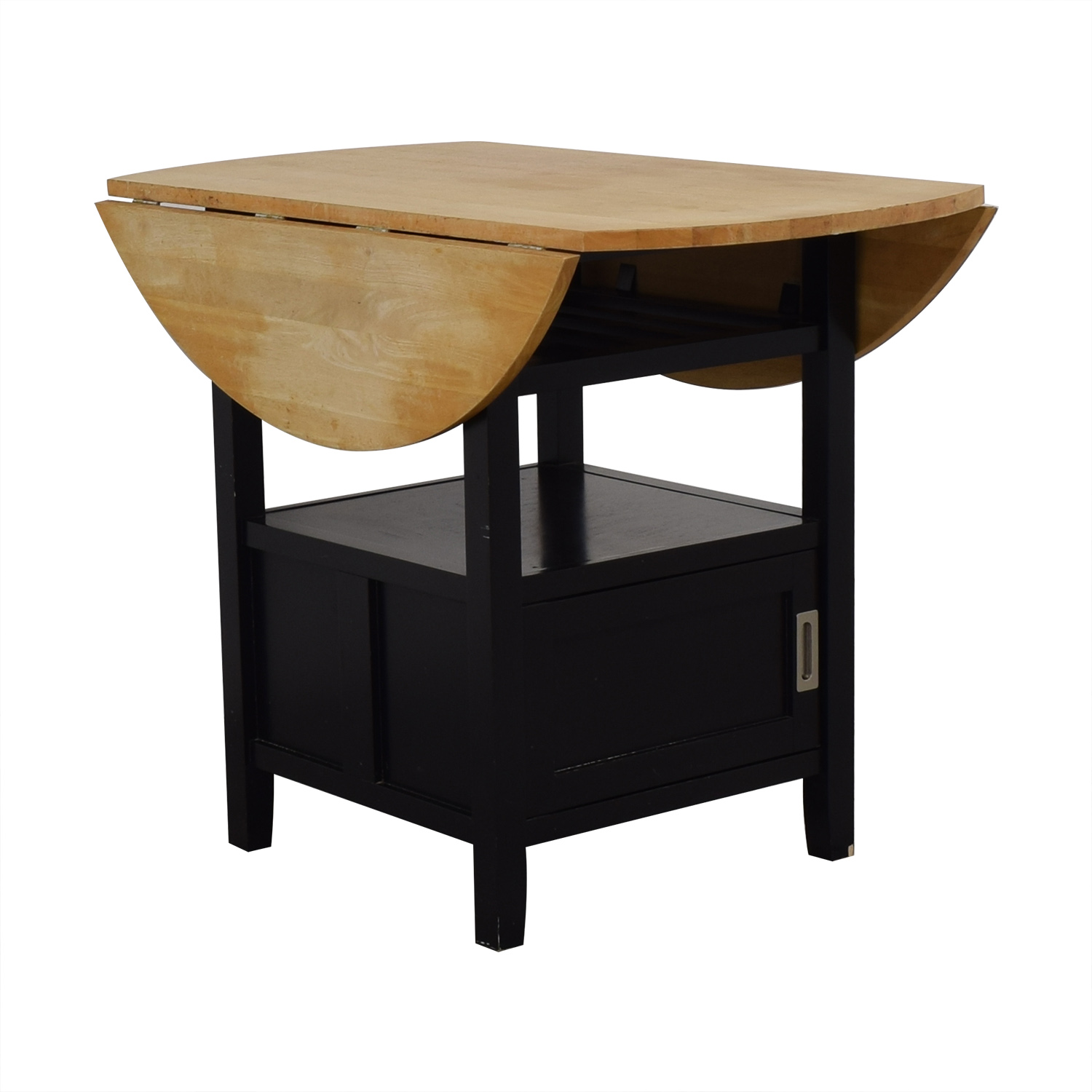 Crate & Barrel Belmont High Top Dining Table / Utility Tables