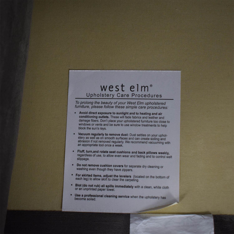 West Elm Henry Armchair / Sofas