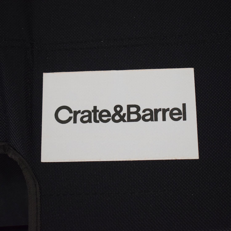 Crate & Barrel Crate & Barrel Davis Twin Sleeper Sofa Sofa Beds