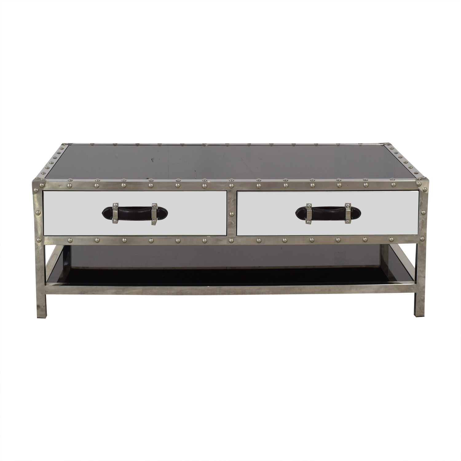 buy Z Gallerie Flight Coffee Table Z Gallerie Tables
