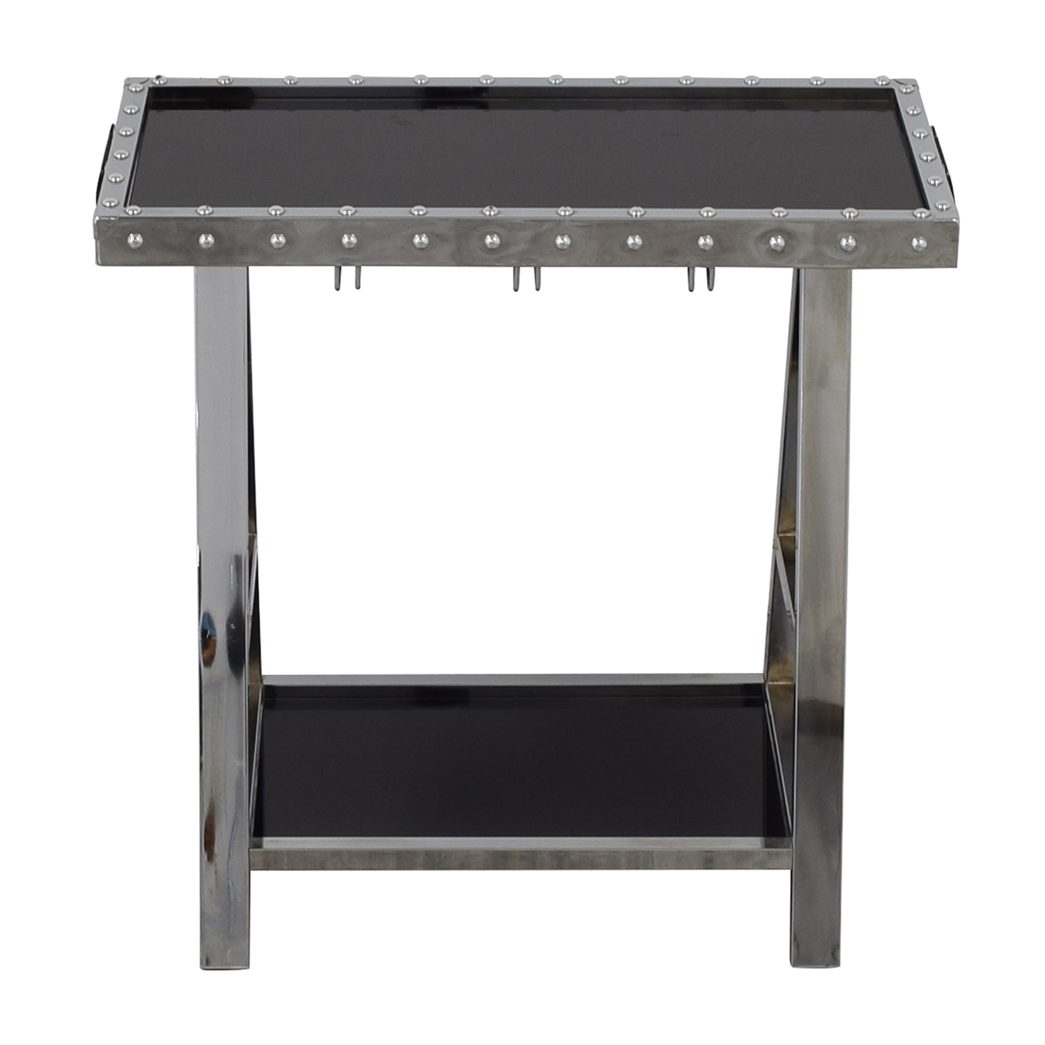 Z Gallerie Flight Bar Cart Z Gallerie