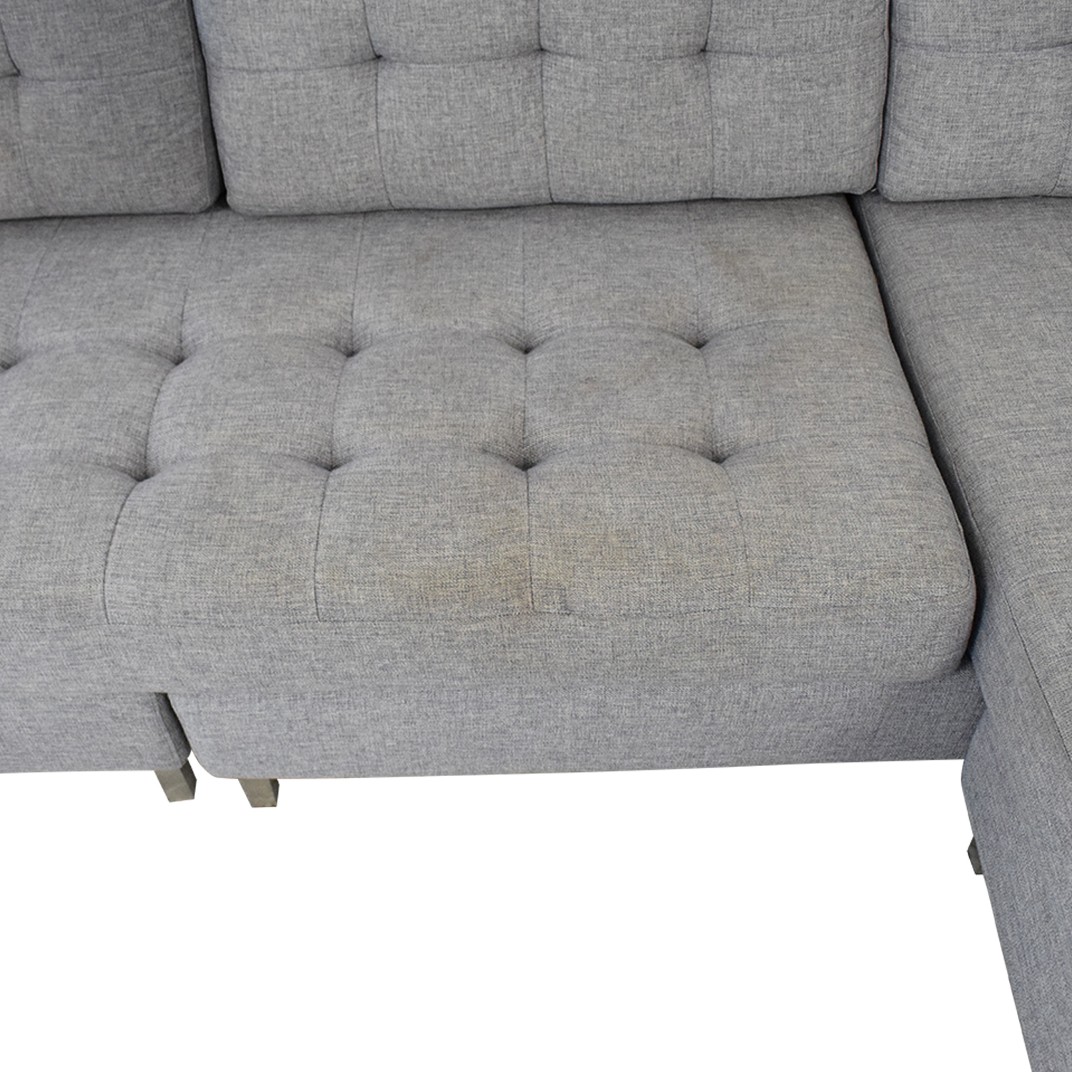 buy CB2 Ditto II Sectional Sofa CB2 Sectionals