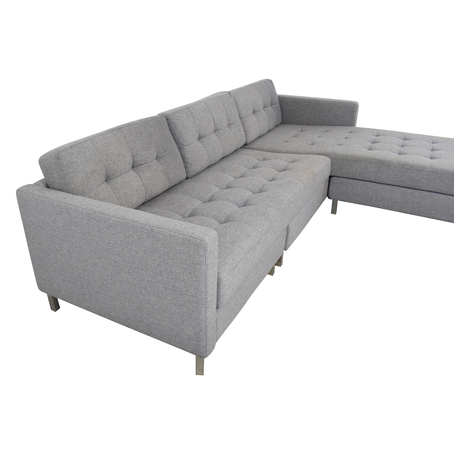 CB2 Ditto II Sectional Sofa / Sofas