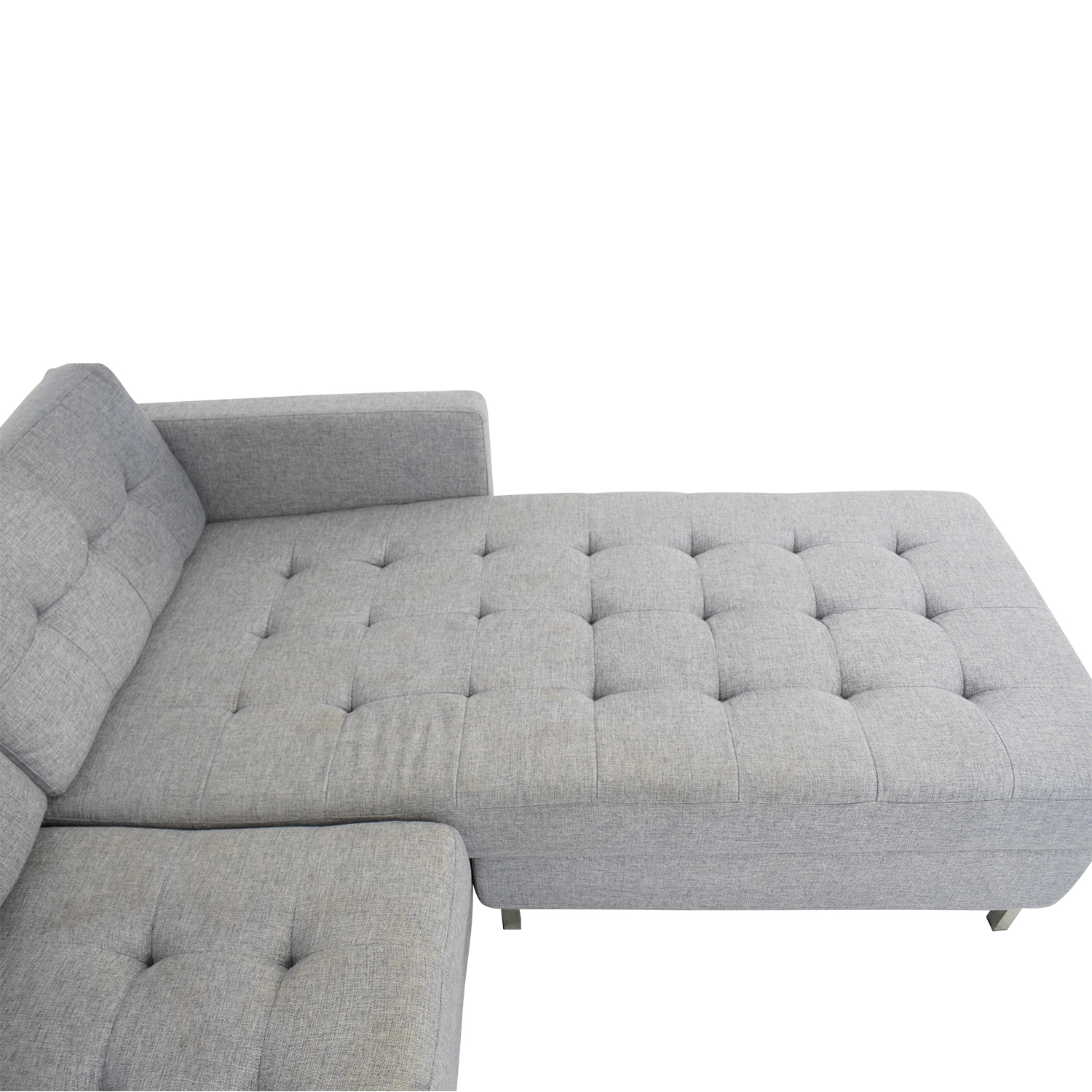 CB2 CB2 Ditto II Sectional Sofa coupon